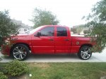terrycctt's 2005 dodge srt10 qc